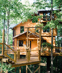 Berlin Woods Treehouses