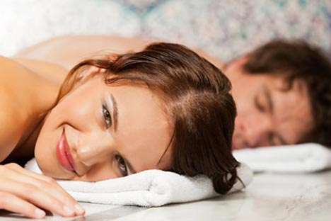 Couples Massages & Spa Services in Amish Country