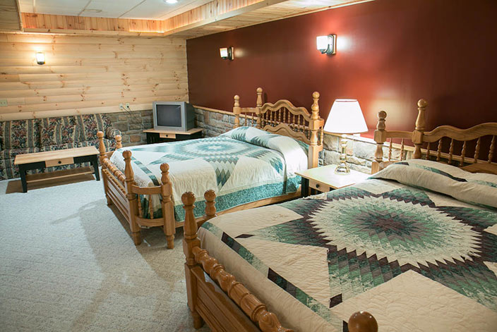 Cabin in Berlin Ohio - Sleeps 8