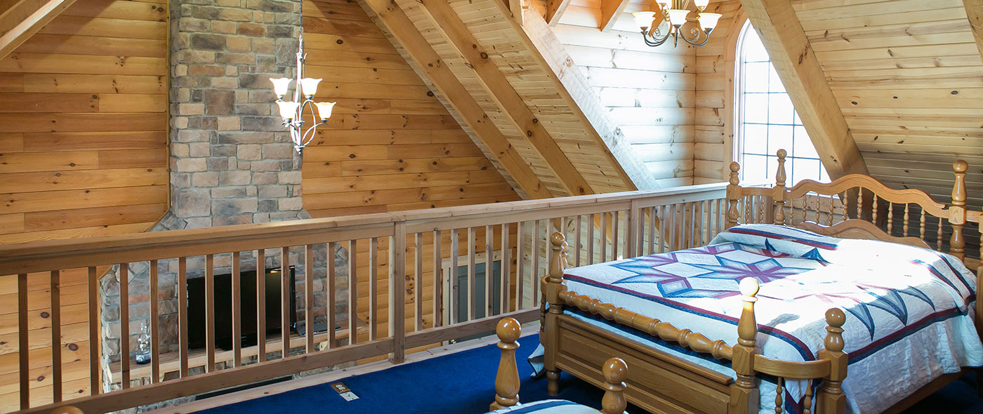Amish country cabins stunning cabin sleeps up to 8 in for Cabins amish country ohio
