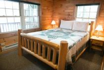 Amish Country Berlin, Ohio Cabin Rental - Bedroom