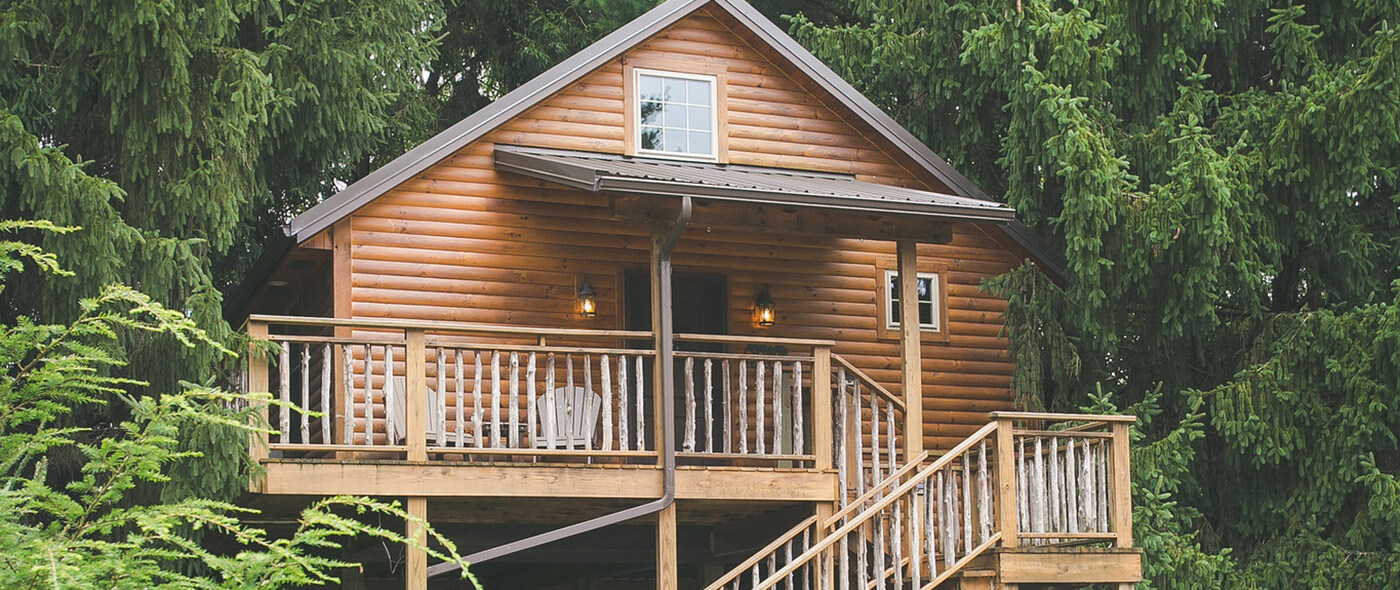 luxurious tree house pool cabins in berlin ohio luxury tree house amish country