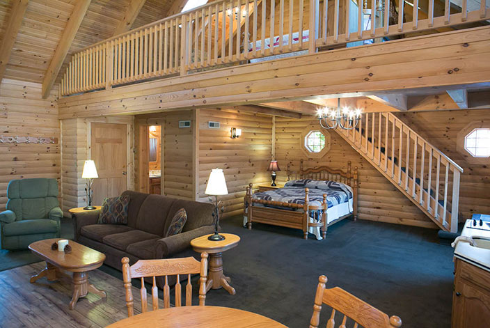 Stunning Cabin Rental in Berlin, Ohio