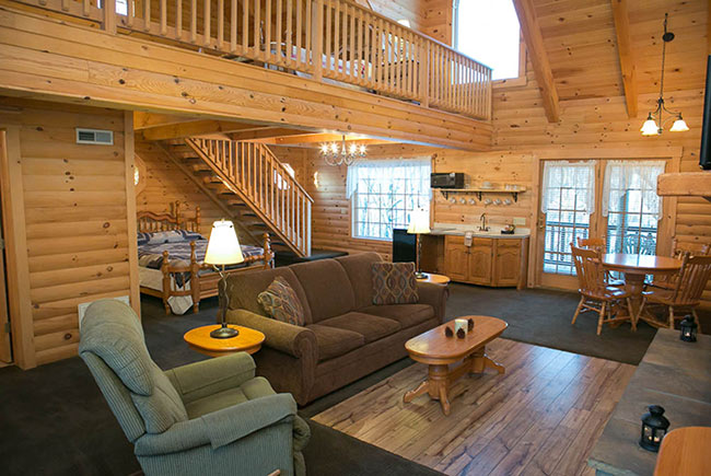 Owl's Perch Cabin - Holmes County - Stunning Rental