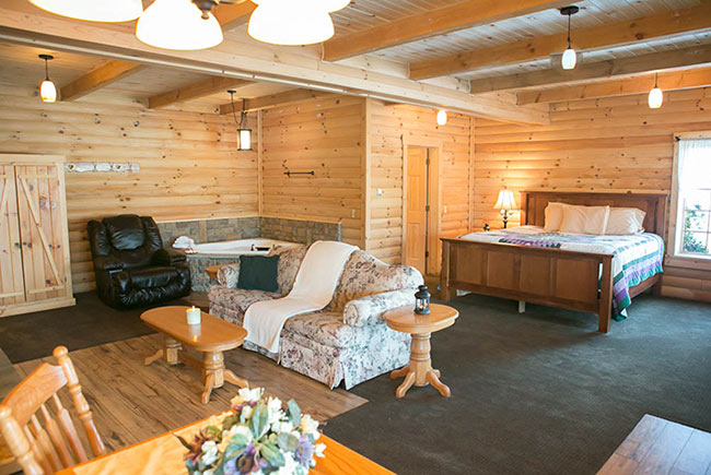 Rabbit's Nest - Amish Country Cabin Rentals