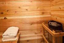 Berlin Cottage Sauna