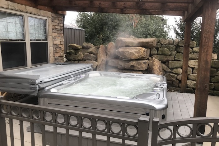 Ohio Amish Country Cabins With Hot Tub New Amp Stunning