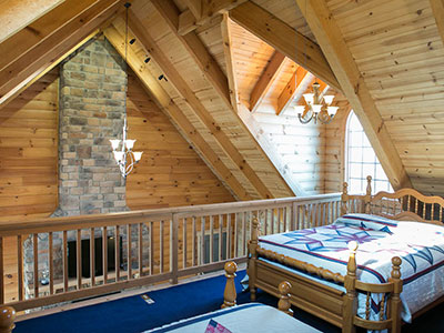 Separate Kid Rooms - Ohio Family Vacations
