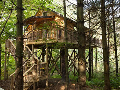 Wonderful Cabins in Ohio for Family Vacations