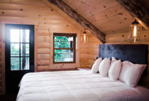 Treehouse #3 bed
