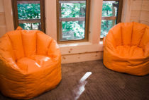 Treehouse #3 bean bag chairs