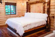 Treehouse #5 bed