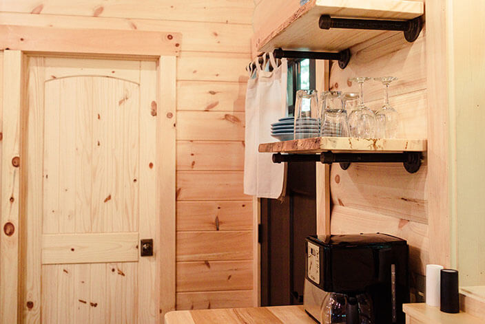 Stay In A Giant Treehouse For A Rustic Amish Country Getaway