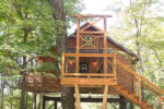 Treehouse #6 exterior