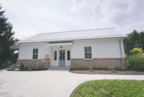 Barn Suite exterior