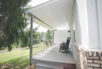 Barn Suite porch