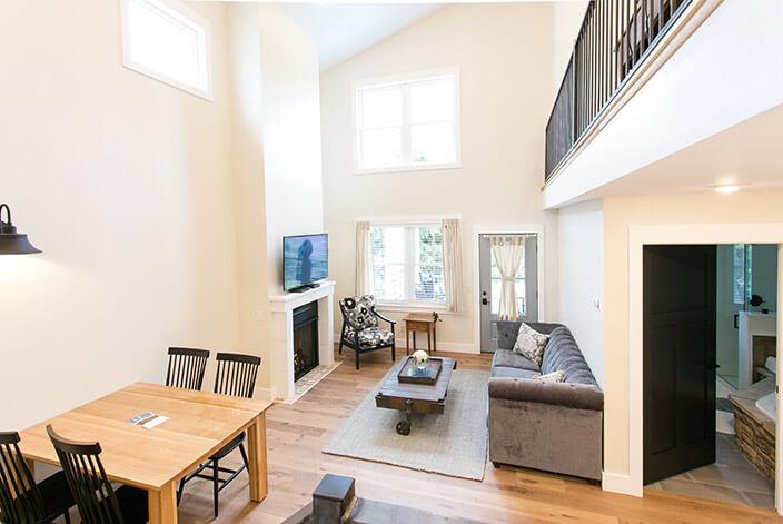 Silo Suite living room