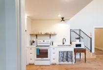 Silo Suite kitchen