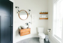 Silo Suite bathroom