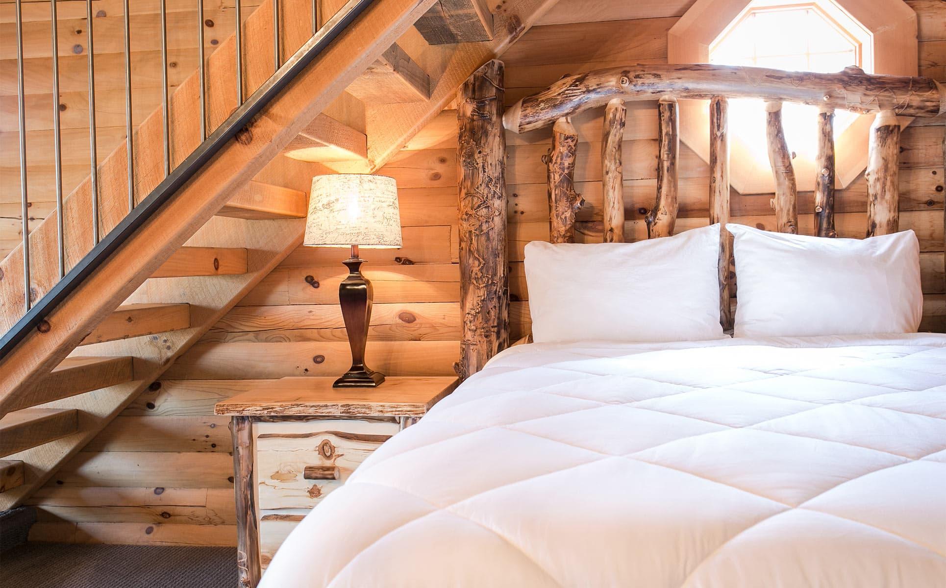 Bed on Main Floor