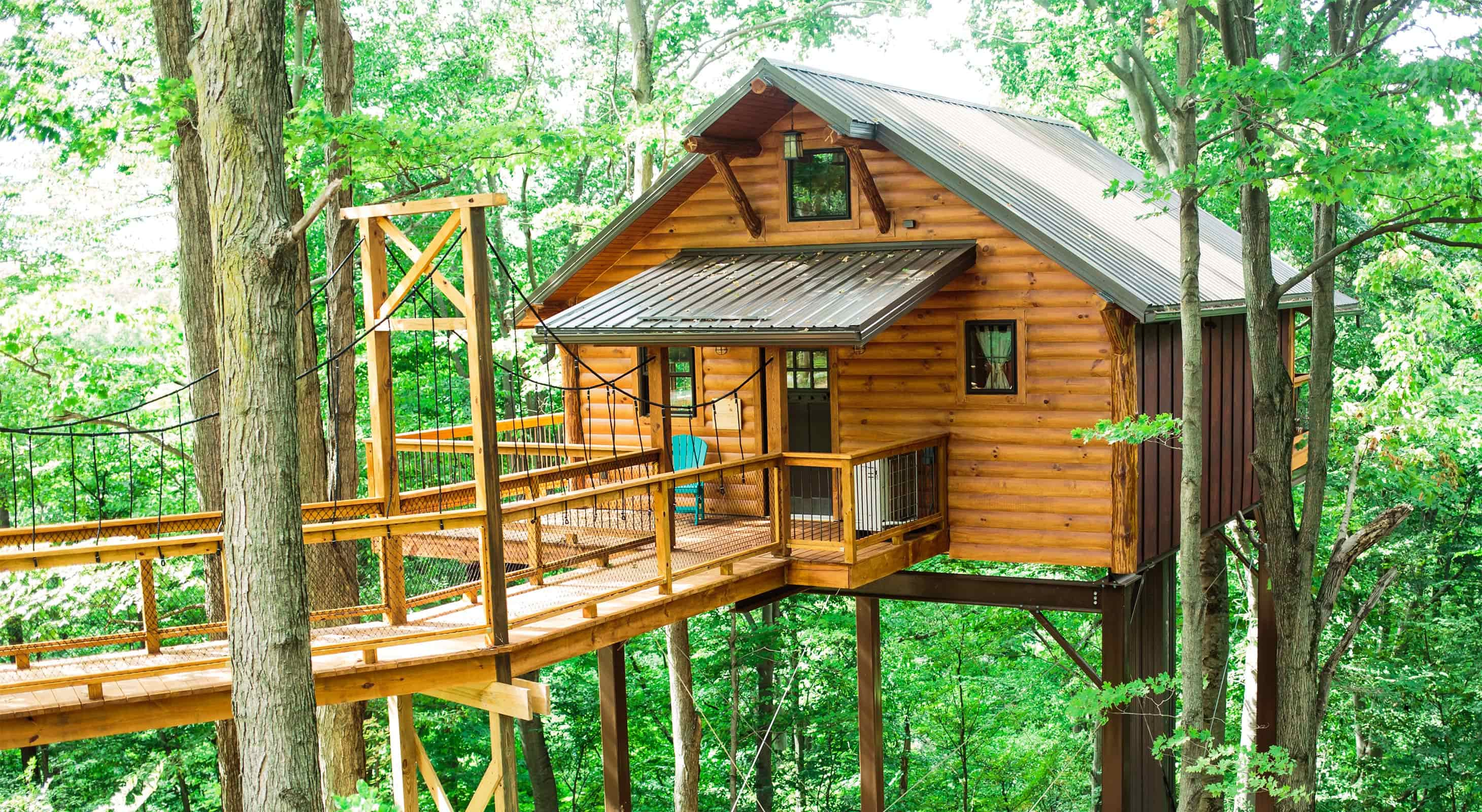 Exterior of Treehouse #5