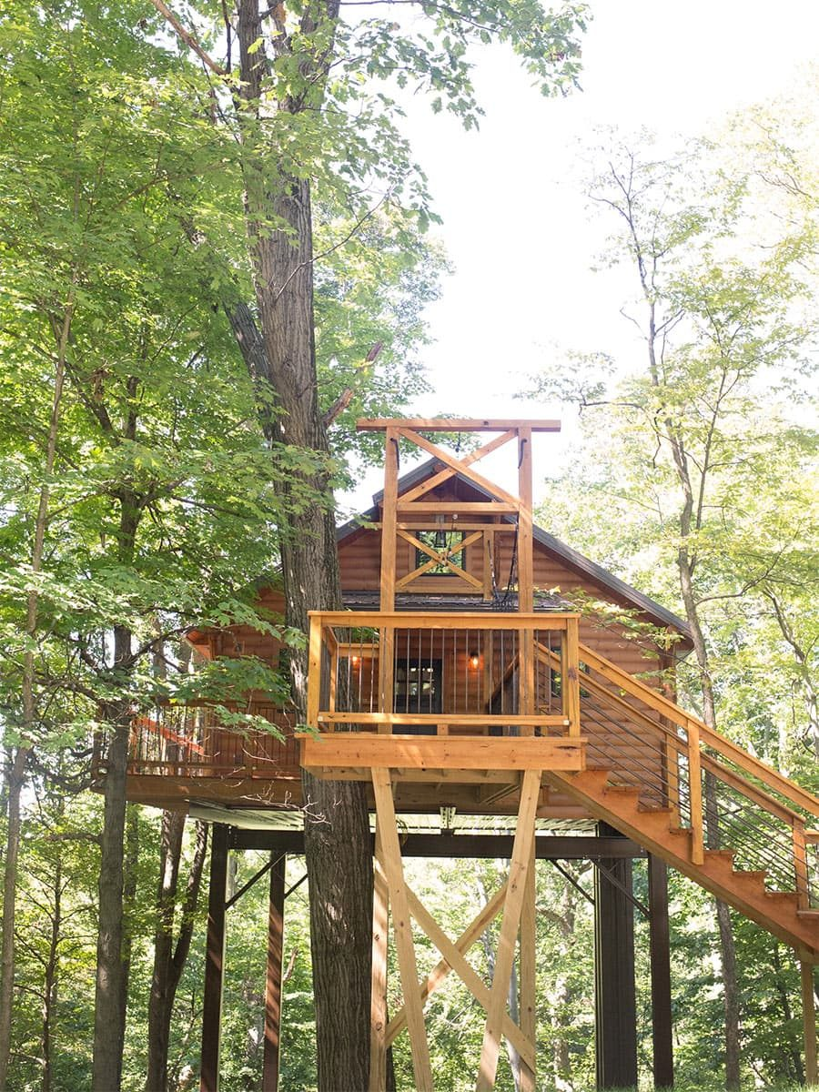 Exterior Treehouse #6