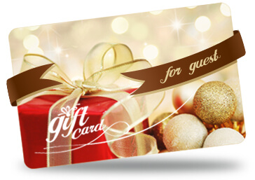 Gift Certificate Christmas