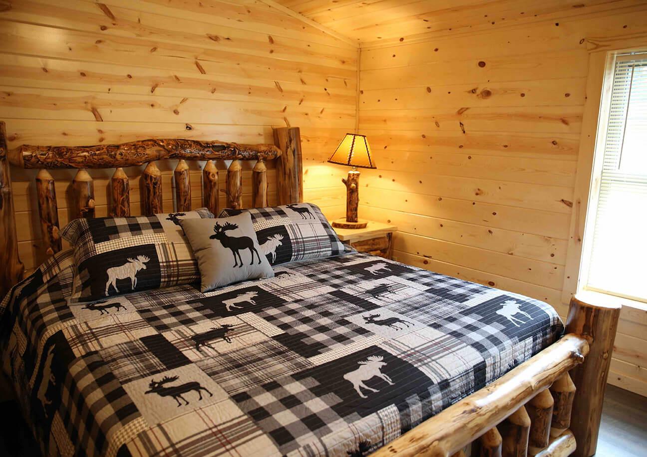 Aspen Suite bed