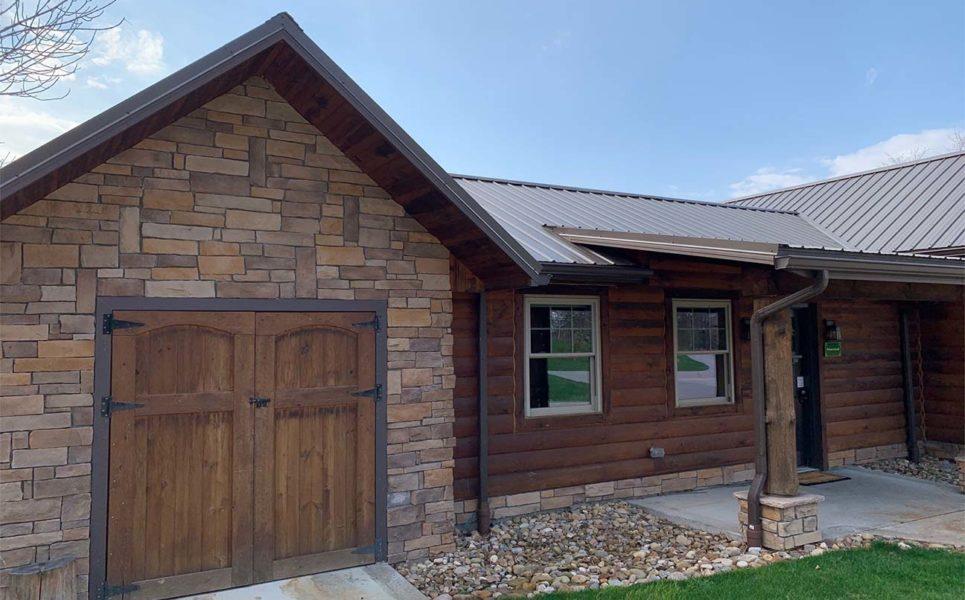 Briarwood Cabin exterior