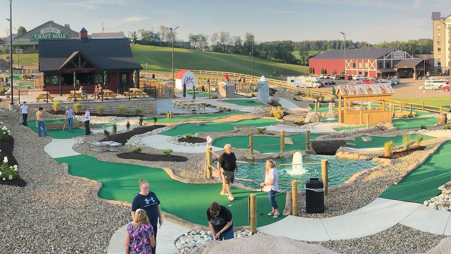 Country Acres Mini Golf - top 10 Thing to Do in Amish Country